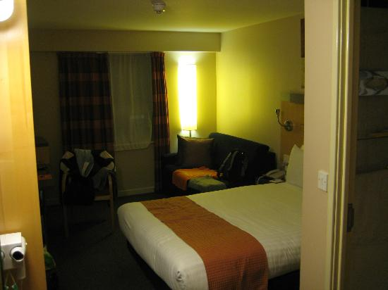 Holiday Inn Express London-Limehouse: Room