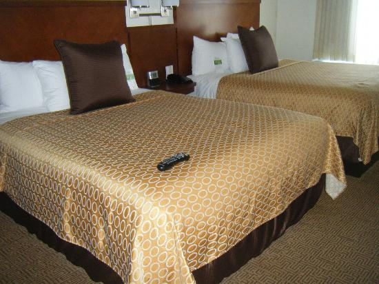 Hyatt Place Dallas/Garland/Richardson: double bed with suite