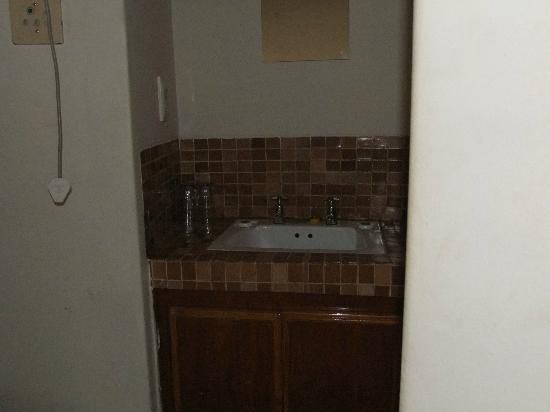 Olifants Rest Camp: lavabo