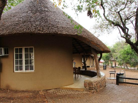 Olifants Rest Camp: il bungalow