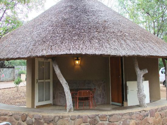 Olifants Rest Camp: esterno del bungalow