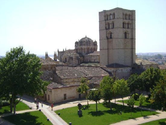 Cathedral of Zamora: Catedral de Zamora, Zamora.