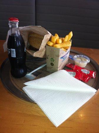 BurgerFuel Fouad Center