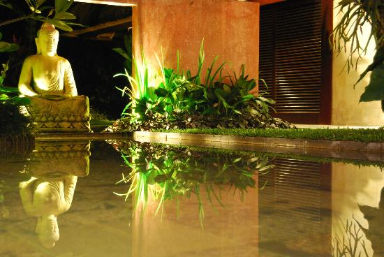 Villa Pantulan: Pantulan means reflection