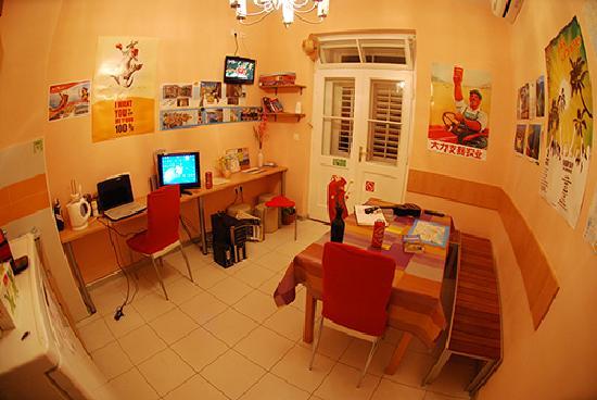 Hostel Split Backpackers: Common room