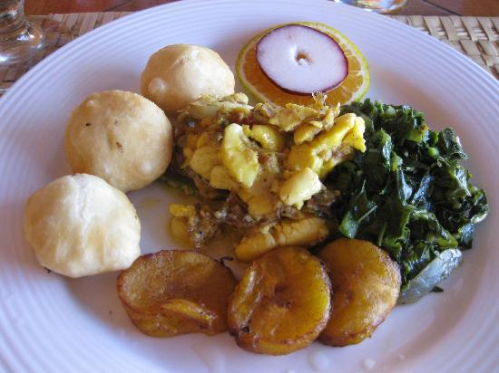 The Caves: Jamaican Breakfast