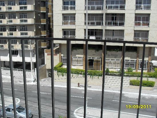 Caribe Park Hotel: vista desde la habitación