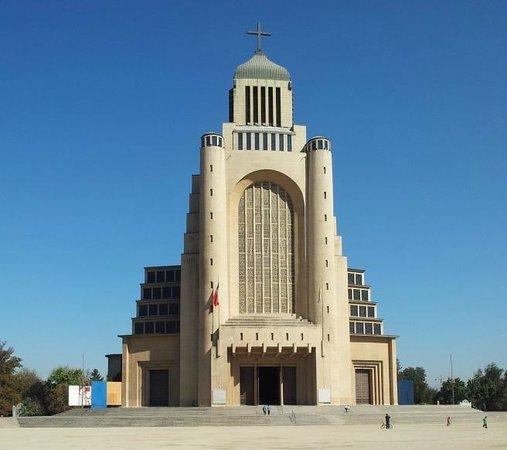 Santiago, Chile: Templo Votivo de Paipu