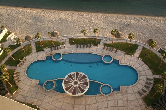 Condo-Hotel Playa Blanca: Gorgeous pool - 2 hot tubs