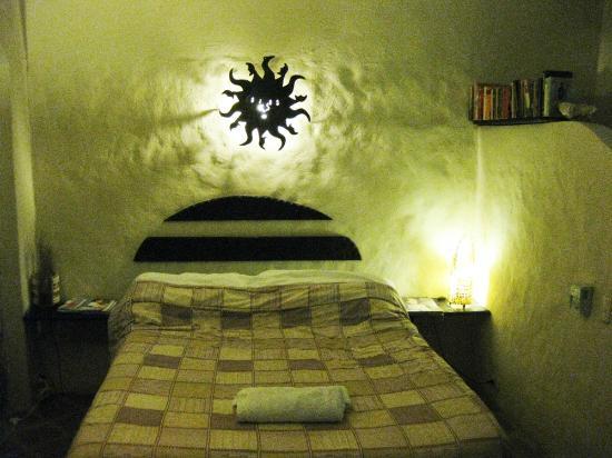 Guesthouse Las Piedras : Hotel room (bed)