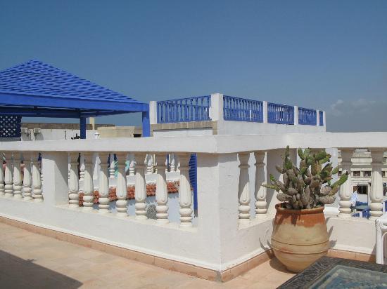 Emeraude Hotel: solarium