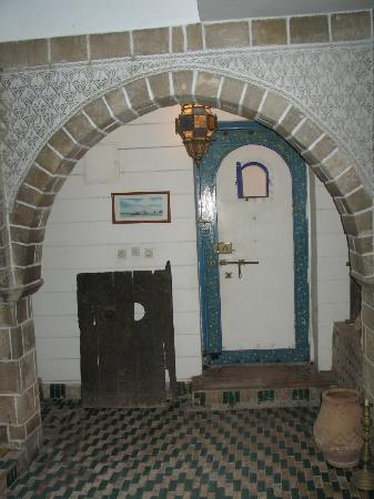 Emeraude Hotel: entrée