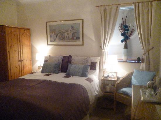 Park Top House: Bedroom