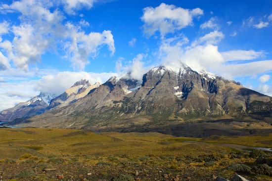 Ecocamp Patagonia: Mountains