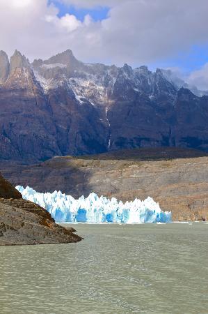 Ecocamp Patagonia: Glacier