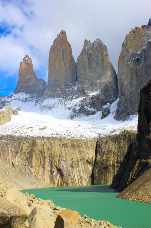 Ecocamp Patagonia: The Towers