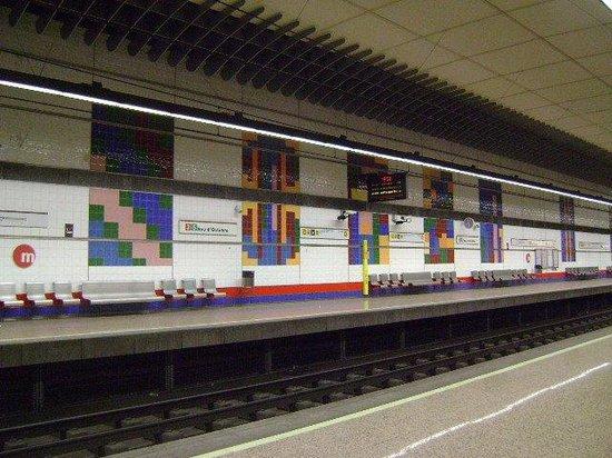 Metro de Valencia (El)