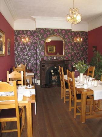 Victoria House B&B: Dining room