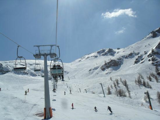 Hotel Gran Baita: The slopes