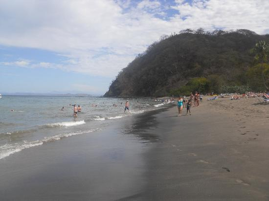 Hotel Riu Guanacaste Beach At The Has Hot Black Sand