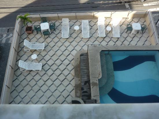 Mar Hotel Rio Vermelho: Pileta
