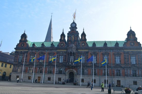 ‪Malmo City Hall‬