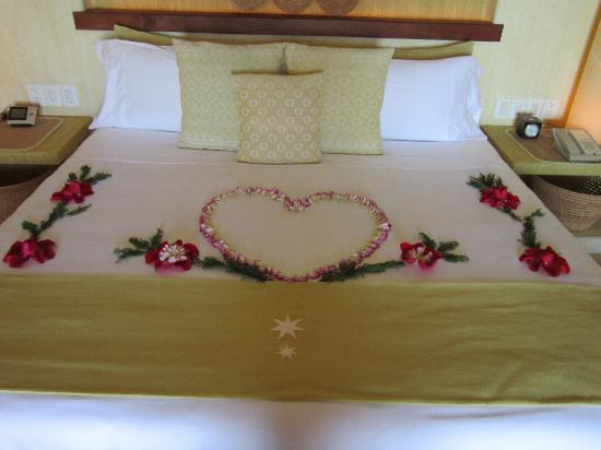 Cala de Mar Resort & Spa Ixtapa: Honeymoon Welcome!