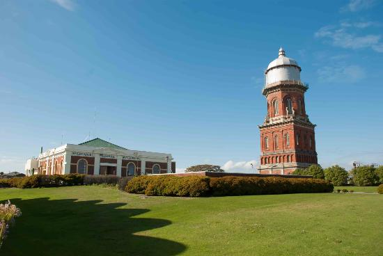 Invercargill Water Tower : The Water Tower and the Invercargill Water Works