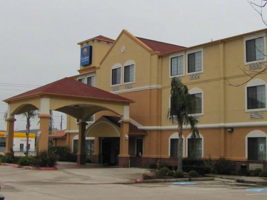 Comfort Inn & Suites Seabrook照片