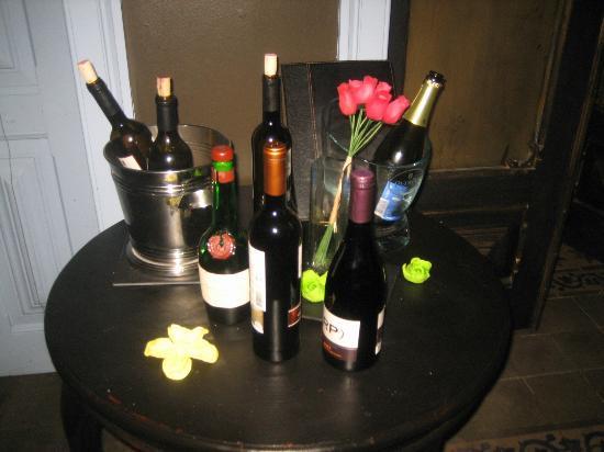 A Raposa: The bar