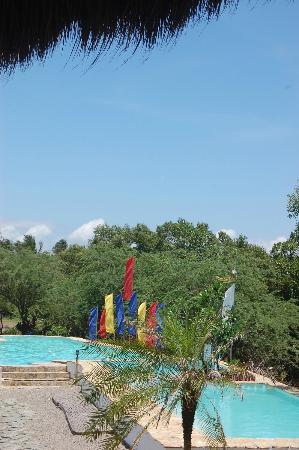 Balai sa San Juan: pool
