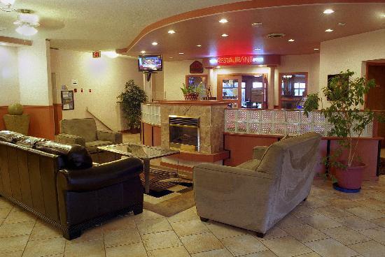 Days Inn Nanaimo Harbourview: Lobby