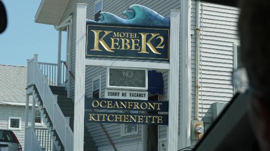 Kebek 2 Motel: l'entrée du Motel