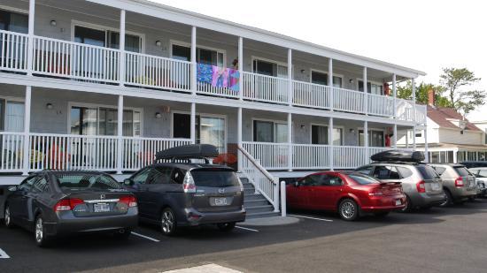 Kebek 2 Motel: les chambres du motel