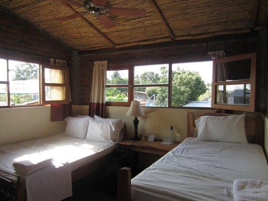 The Cornerhouse: Corner Room Accommodations