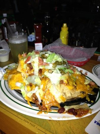 Deerfield Beach, Floride : nachos