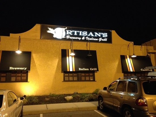 Artisan S Restaurant Brewery Toms River Nj