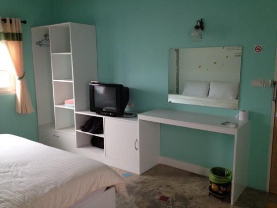 Dozy House: room 6c on the 4th floor