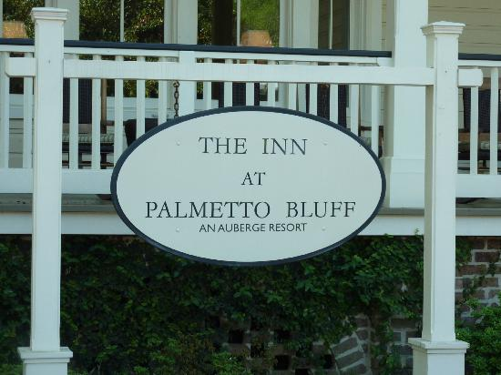 Montage Palmetto Bluff : Front of Inn