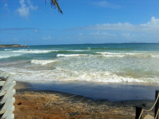 SunSol Isla Caribe: Playa del hotel :-s