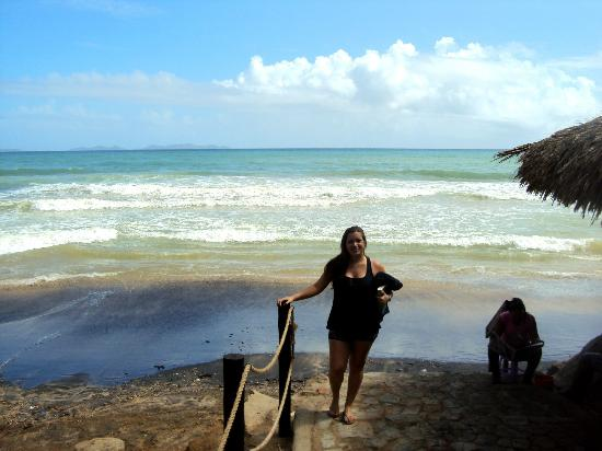 SunSol Isla Caribe: Playa? El tirano.
