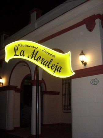 Restaurant - Paladar - La Moraleja: Entrada