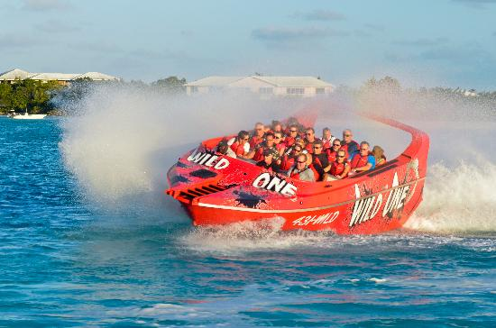 Provos exciting jet boat ride the wild one picture of wild wild one jet boat tours provos exciting jet boat ride the wild one sciox Gallery