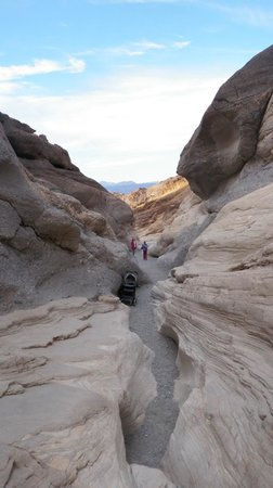 Death Valley National Park, CA: Great hike just not with stroller