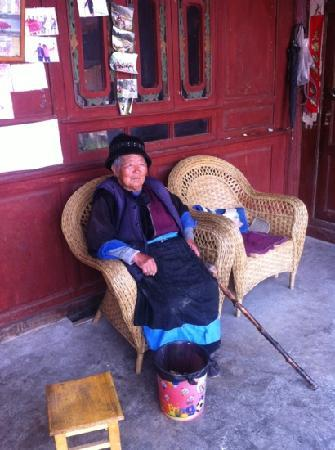 Shanghutiao Canyon: aldea Haba