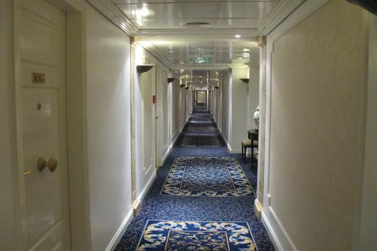 Alvear Palace Hotel: Corridor - 9th floor