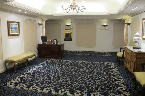 Alvear Palace Hotel: Floor lobby
