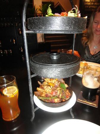 Amicus Restaurant : Fajitas!