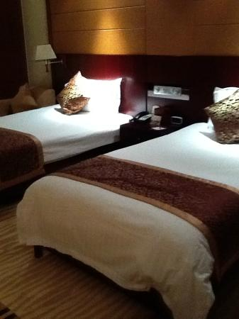 Jiasheng Palace International Hotel: standard room