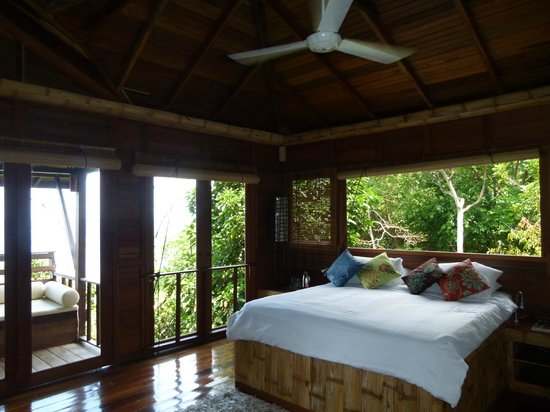 Japamala Resort - By Samadhi: Our charming Chalet. Treetop 13.